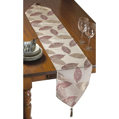 Soto Table Runner Color: Pink