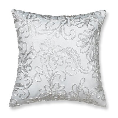 Orangeville Throw Pillow Color: White