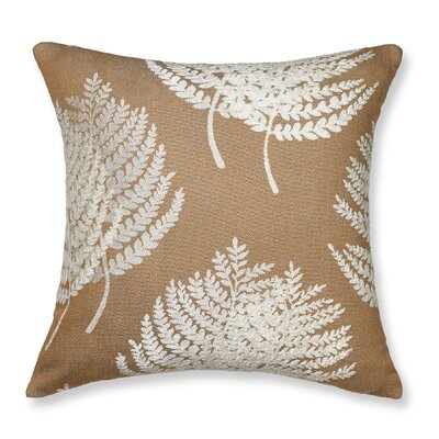 Oneill Throw pillow Color: Gold