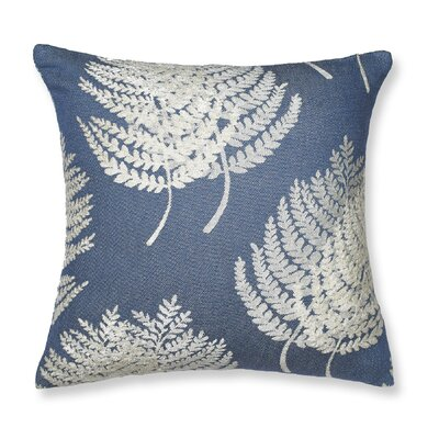 Oneill Pillow Cover Color: Blue
