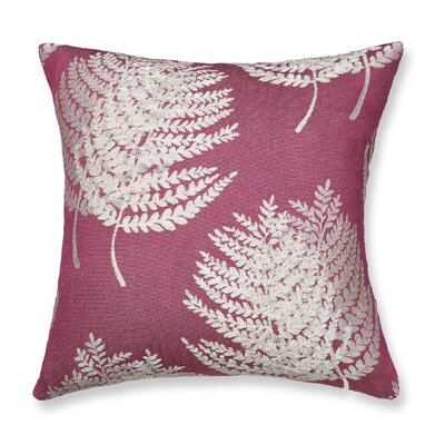 Oneill Pillow Cover Color: Purple