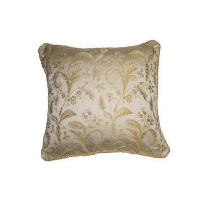 Calabria Design Decorative Pillow Cover Color: Beige