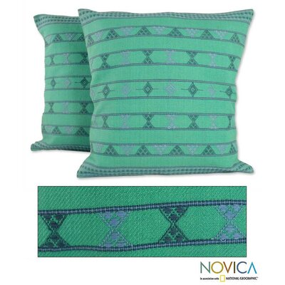 Fabrizia Cotton Pillow Cover