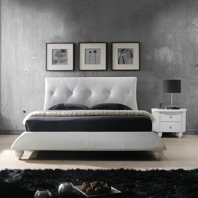 Bellagio Platform Configurable Bedroom Set
