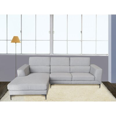 DG Casa Chelsea Sectional Sofa with Left Facing Chaise at Sears.com