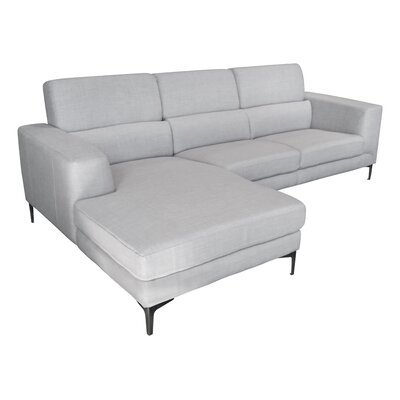 DG Casa Chelsea Sectional Sofa with Left Facing Chaise
