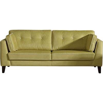 Mayfair Sofa Upholstery: Green