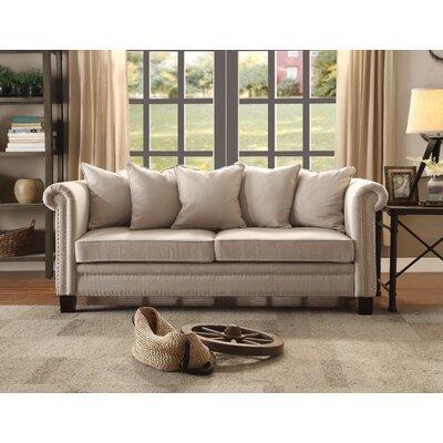 Leffler Sofa Upholstery: Beige