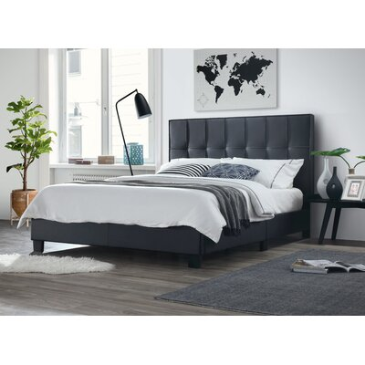 Bedford Queen Upholstered Platform Bed