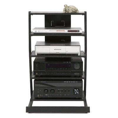 Z-Series Audio Rack Number of Shelves: 5-Shelf