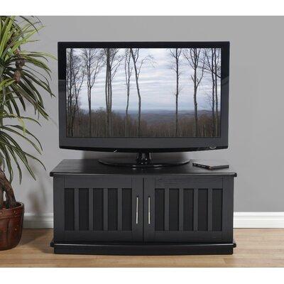LSX-D TV Stand Finish: Black