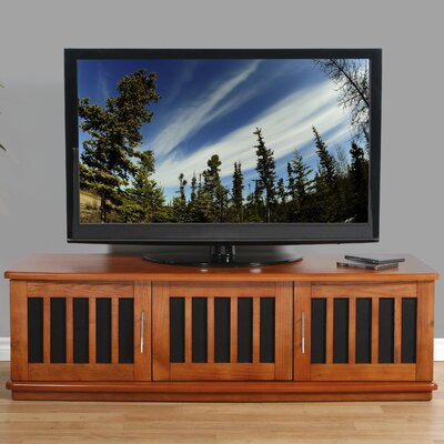 LSX 62 TV Stand Color: Walnut