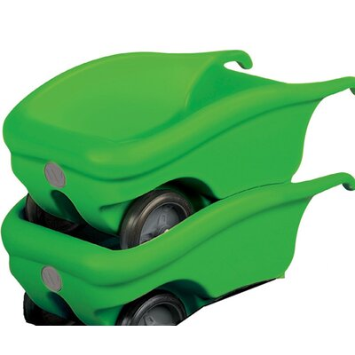Large 2 Wheels Wheelbarrow 12359008