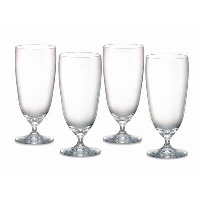 Vintage Iced Beverage Glasses (set Of 4)