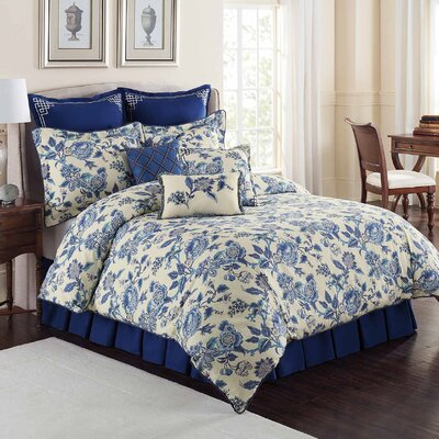 Colonial Williamsburg Persiana Bedding Collection
