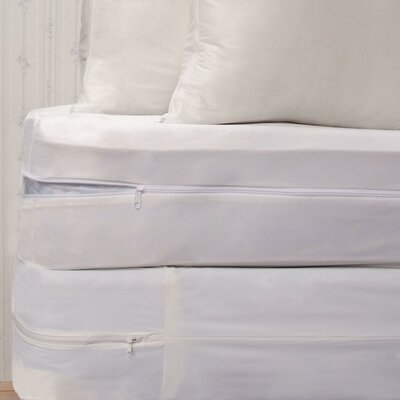 "Royal Heritage Home Bed Bug Protective Basic Bedding Set - Size / Mattress Depth: California King / 9"" at Sears.com"