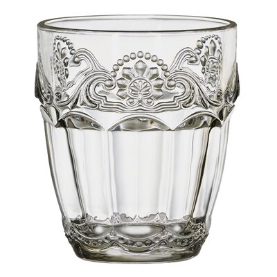 Double Old Fashioned Glass Color: Clear 7CHN378S4R