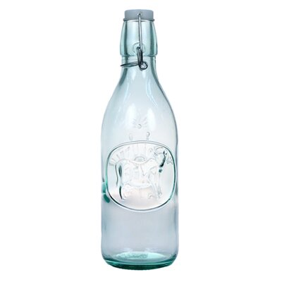 Hermetic Decorative Milk Bottle (Set of 6)