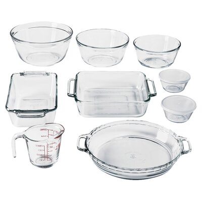Anchor Hocking 82643obl5 11 PC Bake Set 82643OBL5