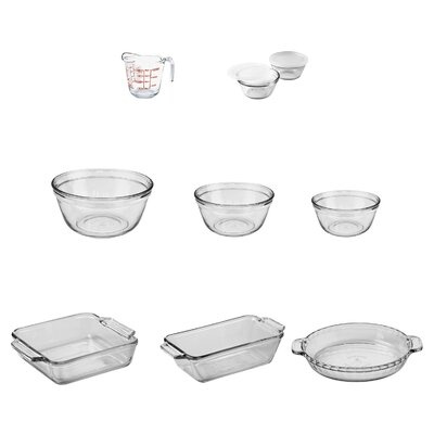 11 Piece Bakeware Set 82643OBL5
