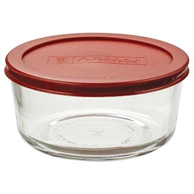 Anchor Hocking 4 Oz. Round Kitchen Storage Container (Set of 4) 91548L7