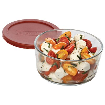 56 Oz. Round Kitchen Storage Container (Set of 4) 91549L7