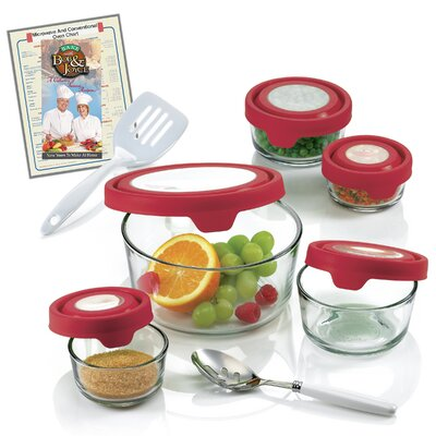 7-Container Food Storage Set AH14TS