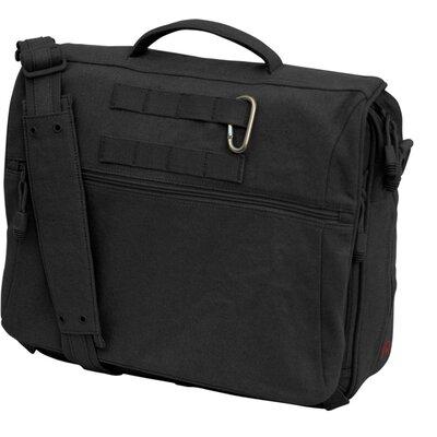 Attache Laptop Messenger Bag