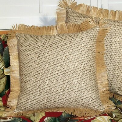 Retroweave Cotton Throw Pillow