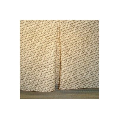 Retroweave Tailored Bed Skirt Size: Eastern King
