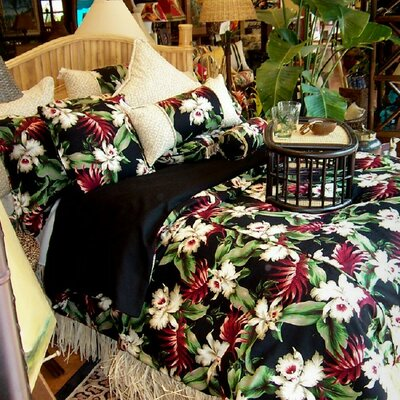 Orchids Hawaiian Bedding Collection