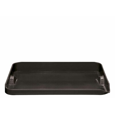 Plancha Tray Color: Charcoal