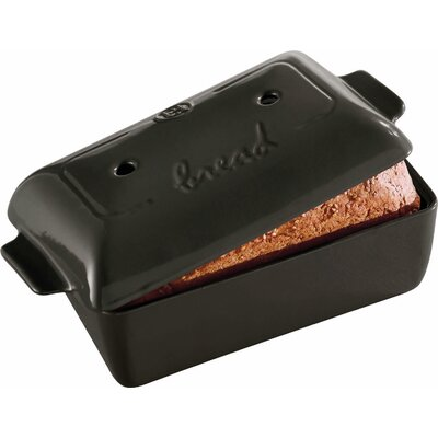 Bread Loaf Pan Color: Charcoal