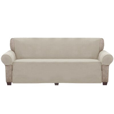 3 Piece Sofa Pet Furniture Cover Set Upholstery: Tan