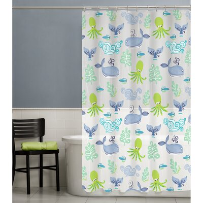 Sea Creatures Shower Curtain 51860