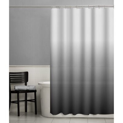 Happy PEVA Shower Curtain