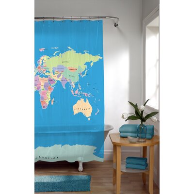 Maytex Shower Curtain | Wayfair