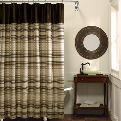 Blake Chenille Shower Curtain