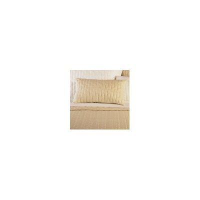 Bamboo Rayon Block Sham Size: Standard, Color: Hemp