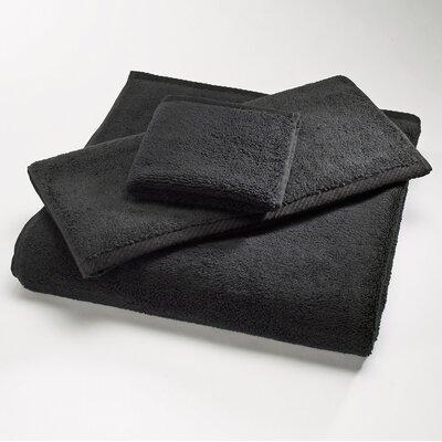 Luxury Body Bath Sheet Color: Black