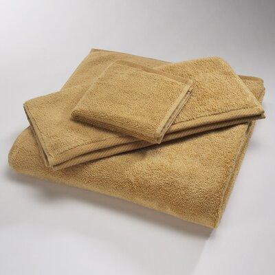 Reversible Cotton Bath Rug Size: Small, Color: Wheat