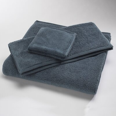 Reversible Cotton Bath Rug Size: Small, Color: Smoke