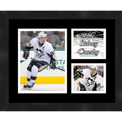 Pittsburgh Penguins 2016 Stanley Cup Sidney Crosby Collage Picture Frame TP03-11-00-HKY87SC2