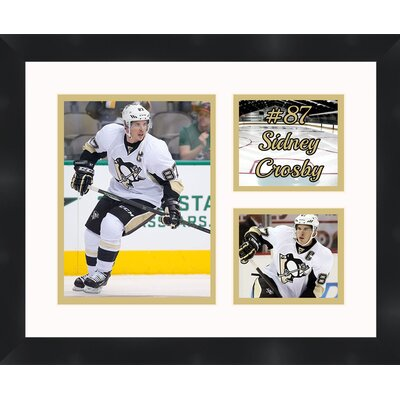 Pittsburgh Penguins 2016 Stanley Cup Sidney Crosby Collage Picture Frame TP03-10-00-HKY87SC