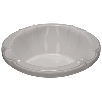 79 x 57 Soaker Drop-In Bathtub Finish: Biscuit