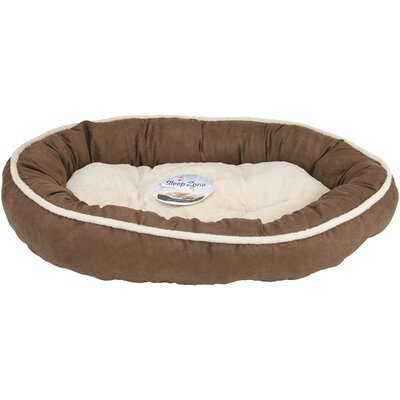 Oval Dog Bed Size: 31 L x 21 W