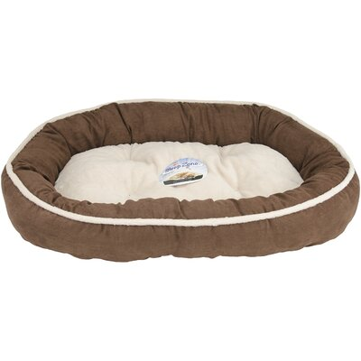 Oval Dog Bed Size: 35 L x 27 W