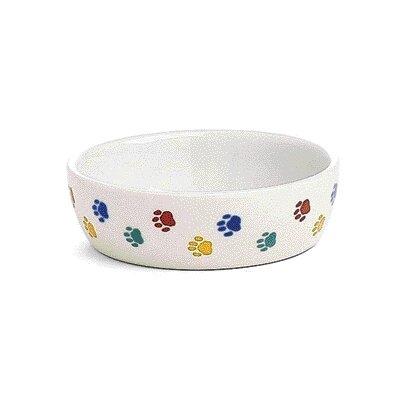 Cat Paw Print Stoneware Dish