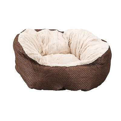 Sleep Zone Checkerboard Snapper Dog Bed