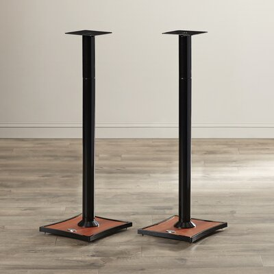 Gemini series Adjustable Bookshelf Speaker Stand